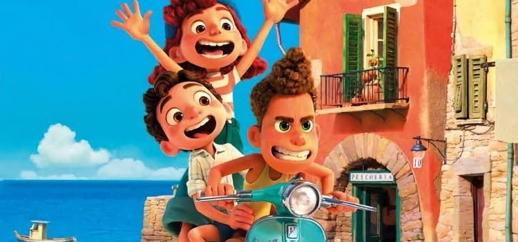 Playful 'Luca' Sweeps Us Away to Italian Adventure on Land and Sea