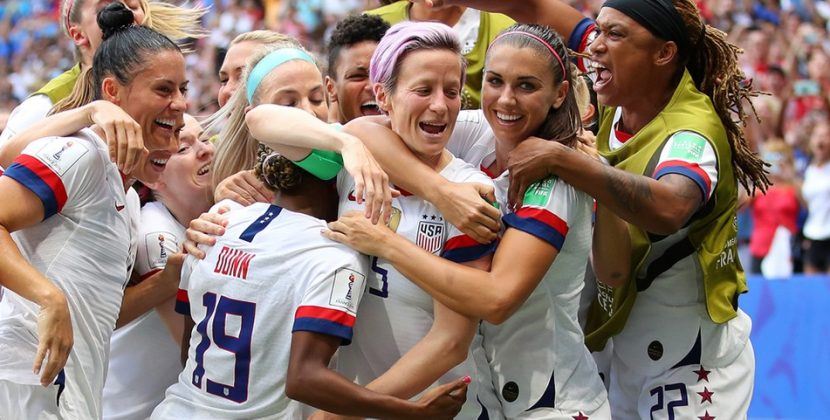 Impassioned Doc 'LFG' Makes Plea for Equal Pay For Women's Soccer Team