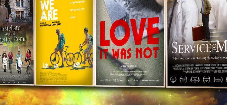 'Travel the World Through Film' Virtual St. Louis Jewish Film Festival June 6-13