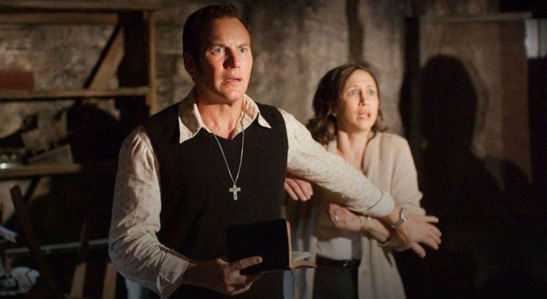 Creepy 'The Conjuring: The Devil Made Me Do It' Takes Trilogy Beyond Haunted Houses
