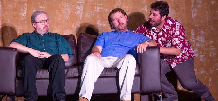 Piece of 'Art' Provokes Out-of-Tune Friends in Razor-Sharp Comedy