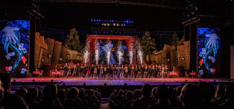 COVID Breakthrough Cases in Cast Force Muny to Cancel Final 3 Shows