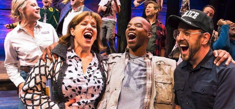 'Come From Away' Filmed Musical Offers Kindness in Aftermath of 9-11