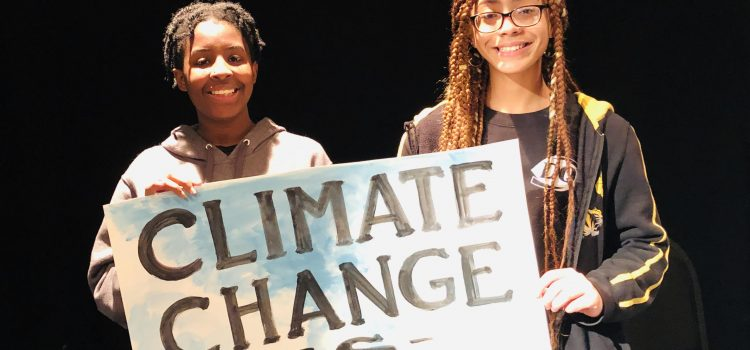 Free Climate Change Theatre Action Event on Saturday, Oct. 16
