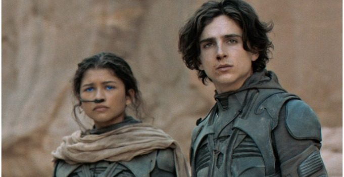 Dune: Sand, Space and Part One of Visually Stunning Sci-Fi Adventure