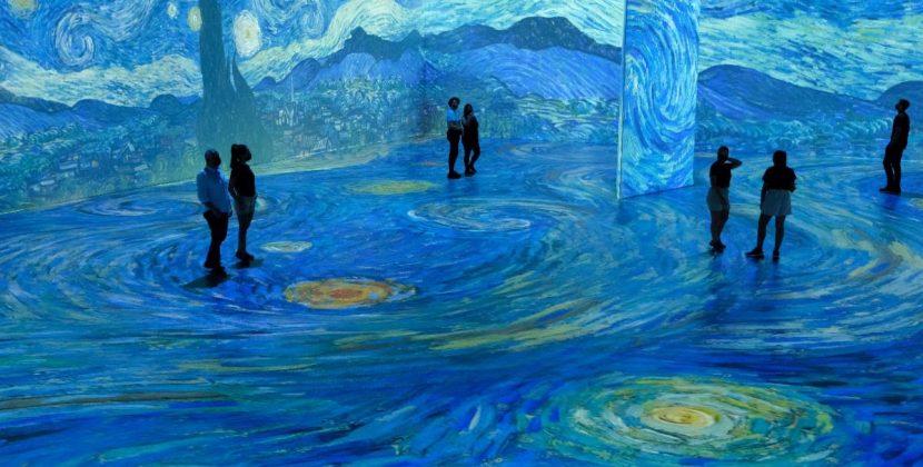 Experience Awe and Wonder in Immersive 'Beyond Van Gogh'